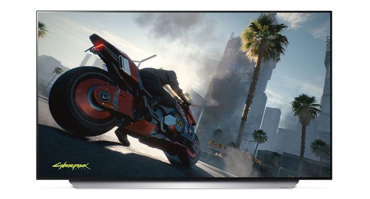 Die neuen TV-Modelle bieten praktische Gaming-Features.