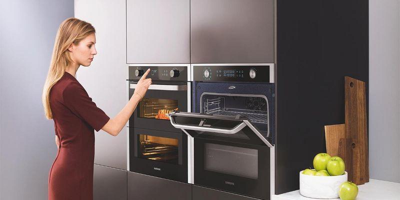 """Neue Technologie: Samsung """"Dual Cook Flex"""""""