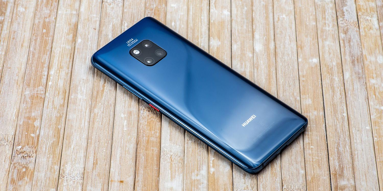 huawei mate 20 pro reverse wireless charging laden mit. Black Bedroom Furniture Sets. Home Design Ideas