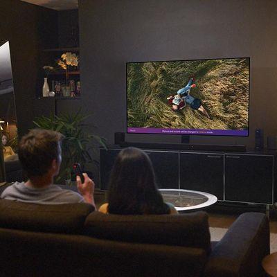 """""""ThinQ"""": Die neue, mitdenkende Smart-TV-Reihe von LG."""