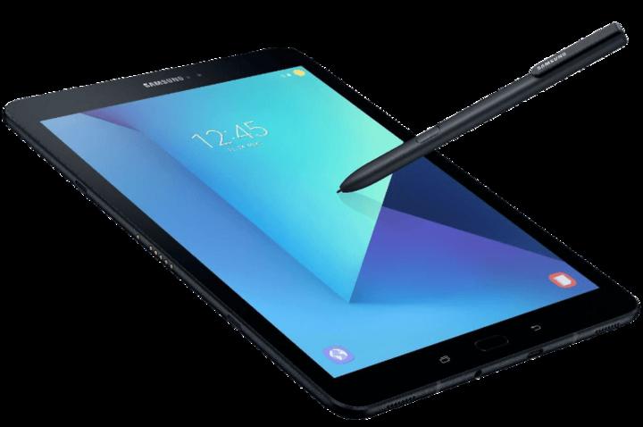 """Mit dem """"Galaxy Tab S3"""" hat Samsung ein starkes Android-Tablet vorgelegt."""