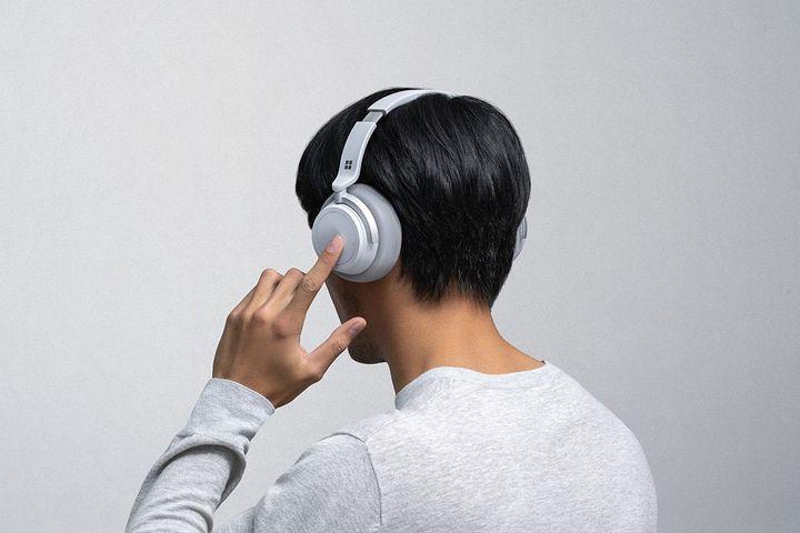 Die Bluetooth-Headphones verfügen über eine Geräuschunterdrückungsfunktion.