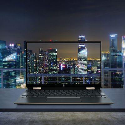"""HP stellt die neueste Version seines Convertibles """"Spectre x360 13"""" vor."""