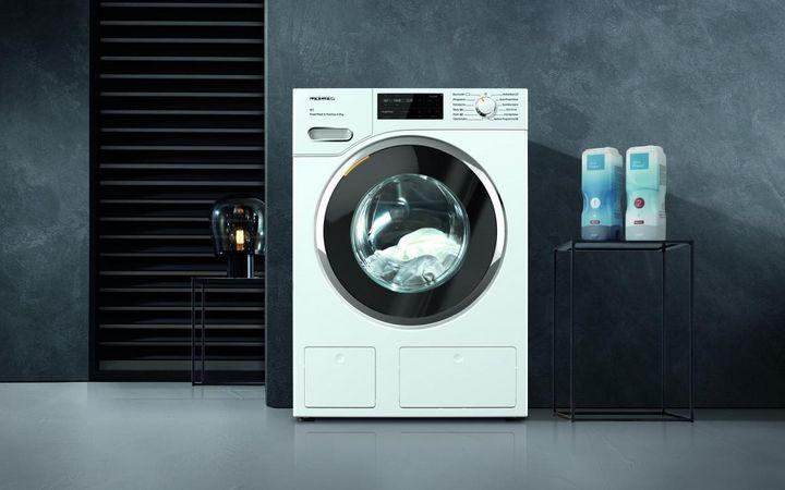 IFA-Neuheit von Miele: Waschmaschine mit Waschwirkung A in nur 49 Minuten