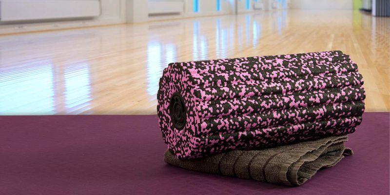 MEDISANA Massagerollen helfen gegen den Muskelkater.