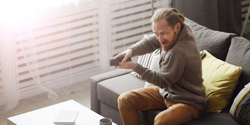 Ratgeber: Wenn der Fernseher nicht auf die Fernbedienung reagiert.