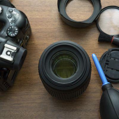 So wird die Kamera wieder sauber