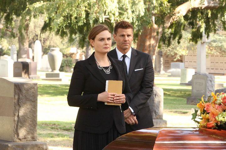 """Die letzte Staffel der beliebten Serie """"Bones"""" kommt jetzt ins Heimkino."""