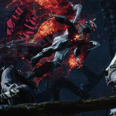 """""""Devil May Cry 5"""" bringt Kämpfe mit dämonischen Horden."""