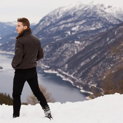 Nathan Trent vertritt Österreich beim Eurovision Song Contest 2017 in Kiew.