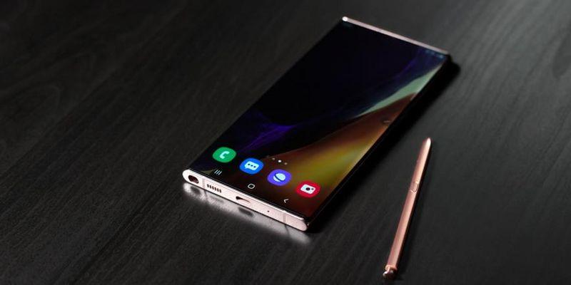 """Die Highlights des neuen """"Galaxy Note20""""."""