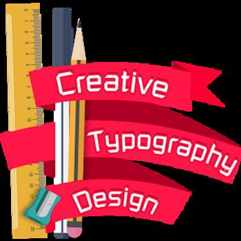 Mit der App Creative Typography Design Fotos gestalten.