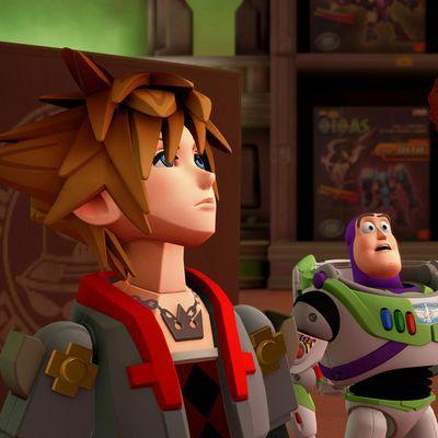 """""""Kingdom Hearts 3"""" nähert sich mit riesigen Schritten."""