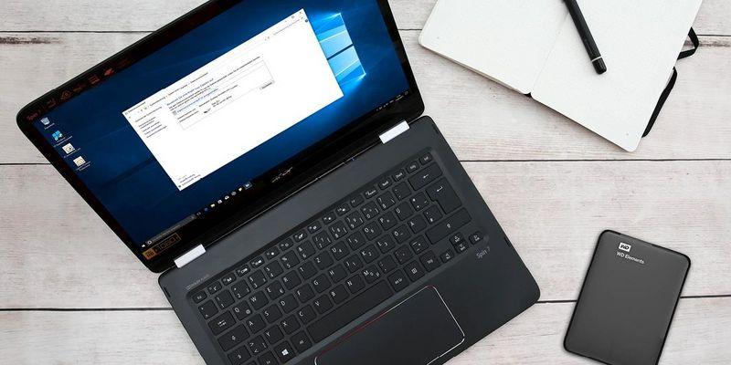 Gelöschte Dateien unter Windows 10 wiederherstellen.