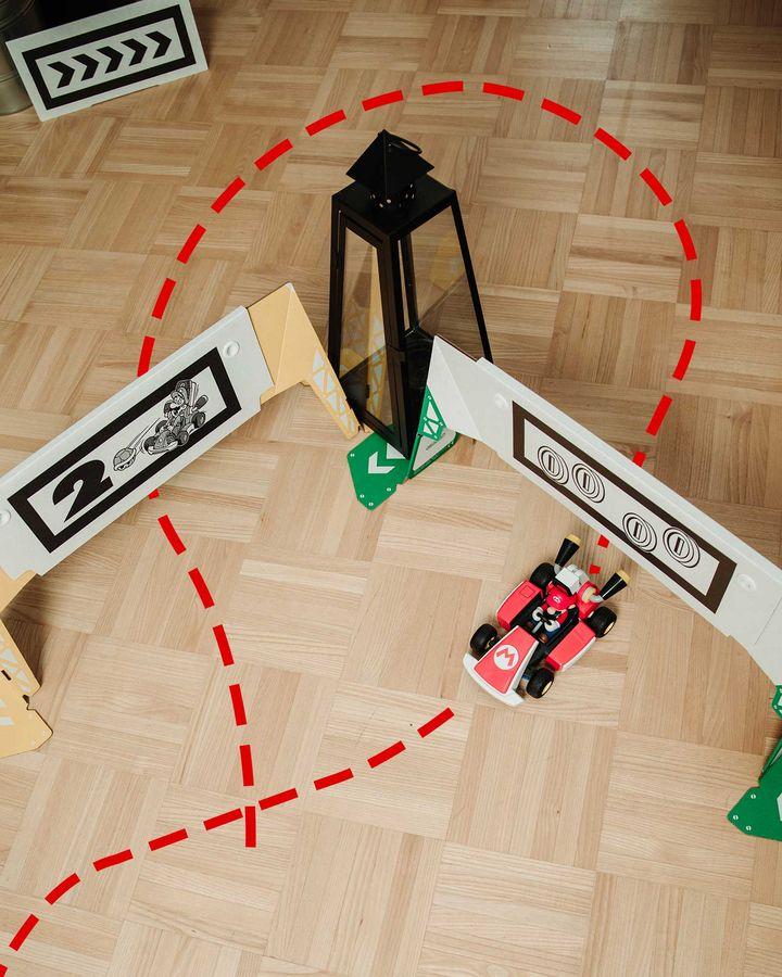 Streckenbautipps für Mario Kart Live: Home Circuit