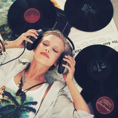 Schallplatten im Laufe der Zeit