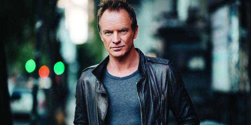Nach 17 Jahren lässt Sting mit neuen Liedern aufhorchen.