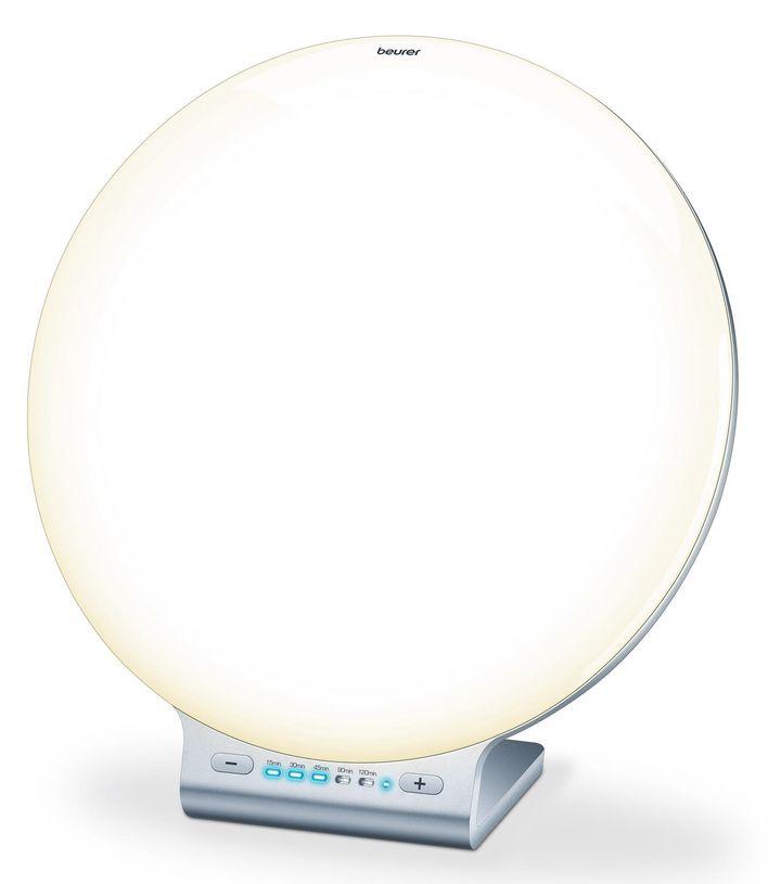 """Die Tageslichtlampe """"TL 100"""" von Beurer kann per Smartphone gesteuert werden."""