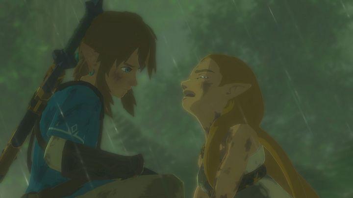 """Ein Screenshot aus """"The Legend of Zelda: Breath of the Wild"""""""