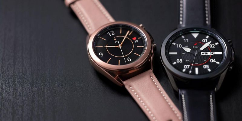 "Die Samsung ""Galaxy Watch3""."
