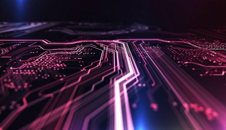 Schnelle Chips verleihen dem Computer Power.