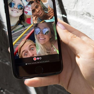 """Die App """"Houseparty"""" bringt alle Kontakte in einem Videochat zusammen."""