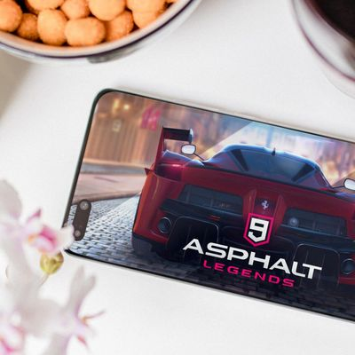 Gaming auf dem P40 Pro von Huawei