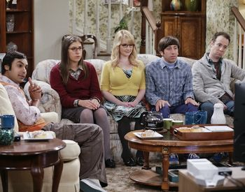 The Big Bang Theory – Staffel 9