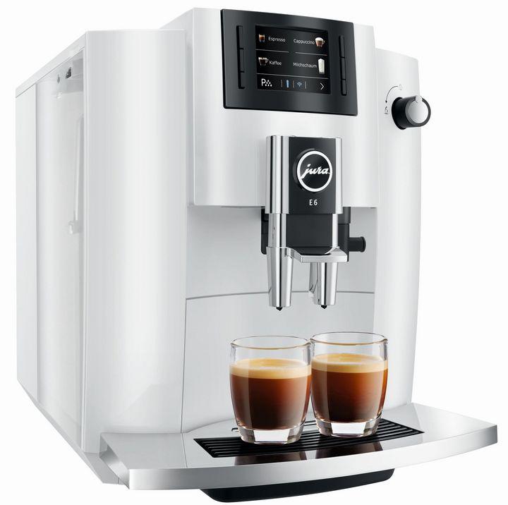 Die Kaffeemaschine ist ein Allrounder.