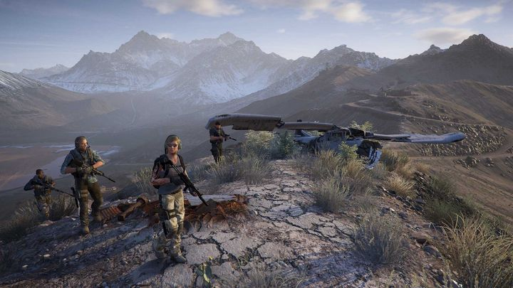 "Ein Screenshot aus ""Tom Clancy's Ghost Recon Wildlands"""