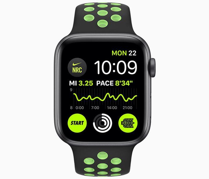 Apple Watch: Sport und Hände waschen