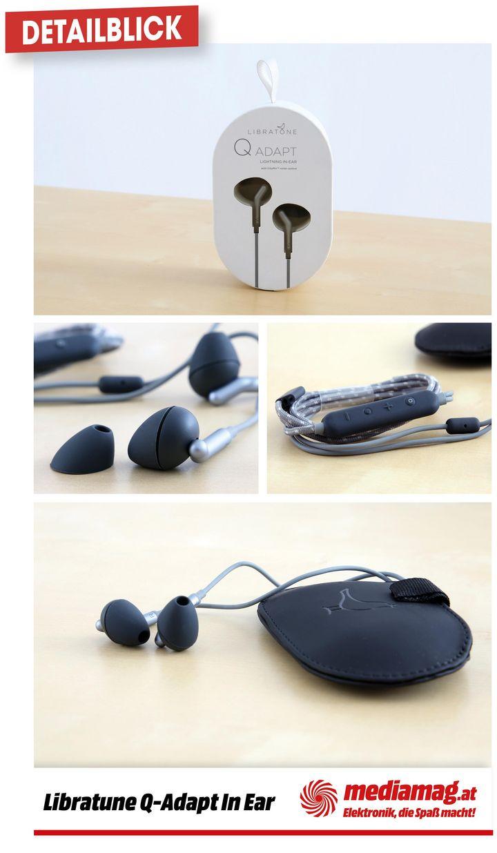 In-Ear-Kopfhörer fürs iPhone 7