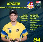 SKN St. Pölten: Philipp Kröbmannsberger