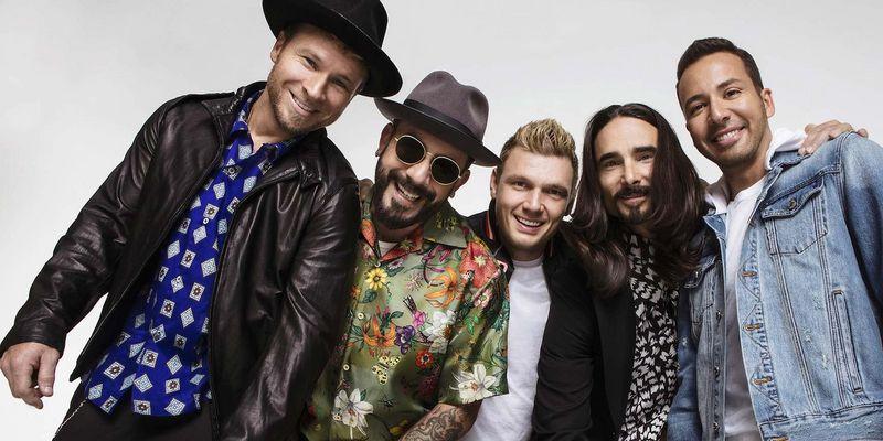 """Die Backstreet Boys sind mit dem Album """"DNA"""" zurück."""