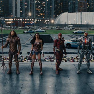 """""""Justice League"""": Jetzt auch fürs Heimkino erhältlich."""