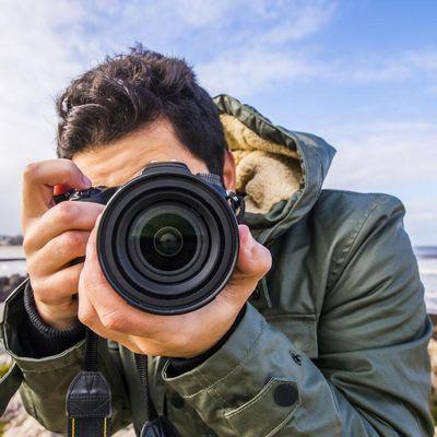 Entwicklung der Spiegelreflexkamera