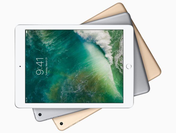 Apple hat den Nachfolger für das iPad Air 2 präsentiert.
