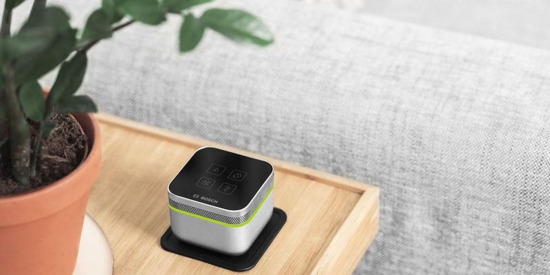 Neue Smart-Home-Lösungen von Bosch.