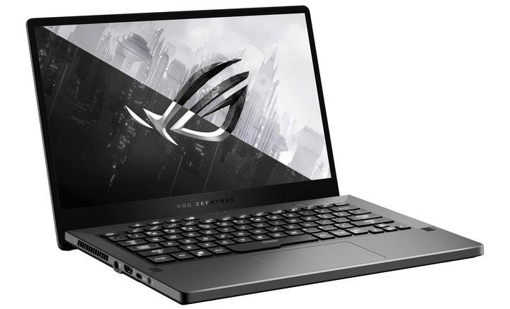 Ein neue Gaming-Laptop von Asus.