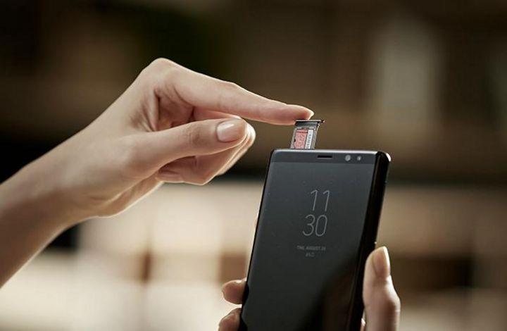 Der Speicherplatz ist mithilfe einfacher microSD-Karten erweiterbar.