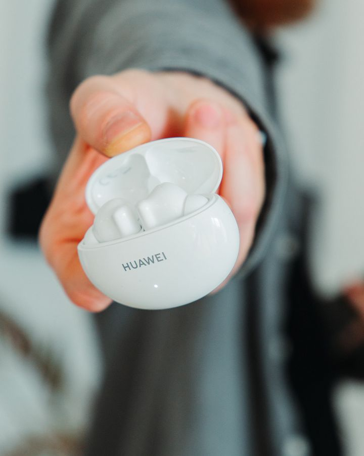 Die Huawei FreeBuds 4i