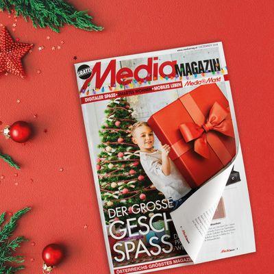 Das Mediamagazin im Dezember 2018