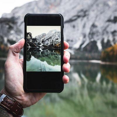 Immer mehr Menschen verwenden Smartphone zum Fotografieren