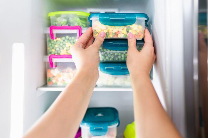 Wasser – und Stärke-reiche Lebensmittel gehören nicht in den Tiefkühler.
