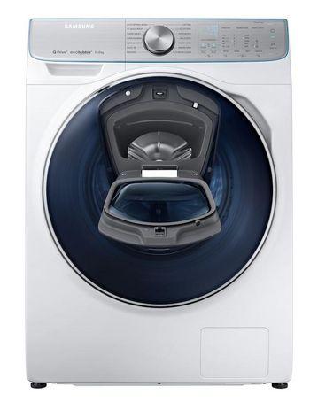 Die Waschmaschine, die besonders schnell wäscht.