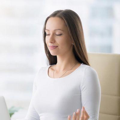 Übungen gegen Stress
