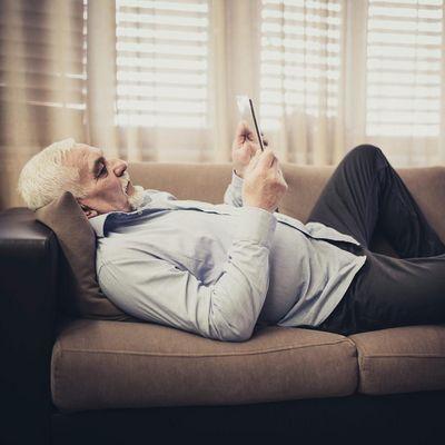 Moderne Technik macht das Leben einfacher.