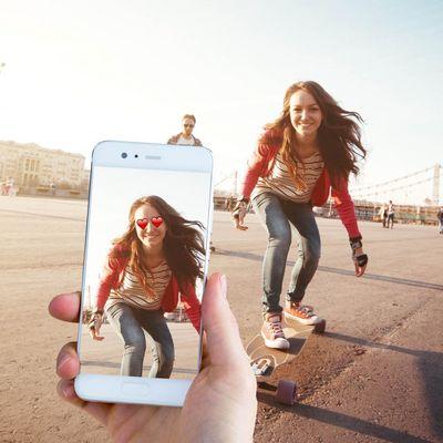 Nutzen Sie alle Möglichkeiten von Snapchat aus.