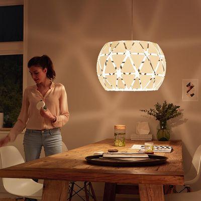Mit der richtigen Leuchte erzielt man die perfekte Stimmung in jedem Zimmer.