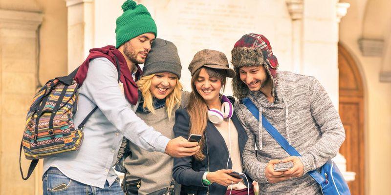 Social Media: Fotos machen und teilen.